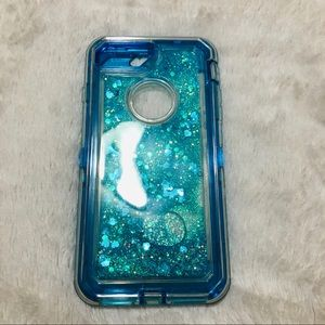 iPhone 8+ Glitter Case